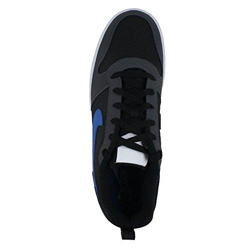 Dark Borough Court Sneaker Low Nebula Nero Nike Blu Grigio Nero 006 Uomo Bianco z1qwW5ZFd