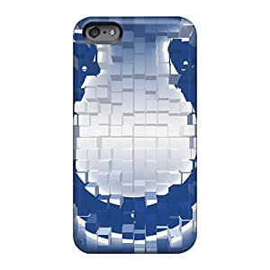Allbestcases Apple Iphone 6s Protective Hard Phone Case Custom High-definition Indianapolis Colts Series [gXi343kDGk]