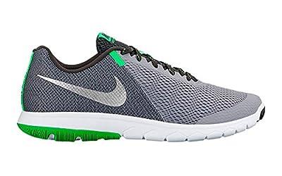 Nike Men's Flex Experience RN (Grey) Running Shoe, 10 D(M) US
