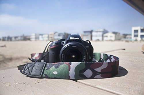 Cheap TETHER Camera Strap – Camo design camera strap for DSLR or SLR camera, DSLR Camera Strap. Camera accessories. Canon camera strap. Nikon camera strap
