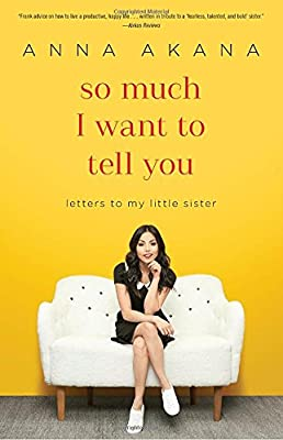 Anna Akana (Author) (12) Release Date: June 13, 2017   Buy new: $16.00$11.30 40 used & newfrom$7.74