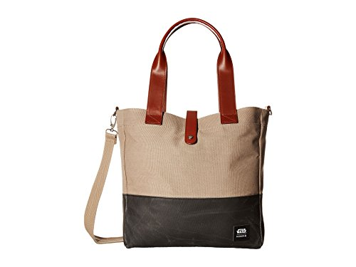 Nixon Unisex The Linear Tote Bag - The Star Wars Collection Rey Light Gold/Brown - Rey Backpack Wars Star