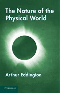 Image result for arthur eddington the nature of the physical world