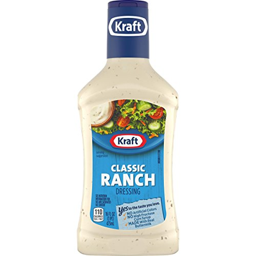(Kraft Classic Ranch Dressing (16 oz Bottle))