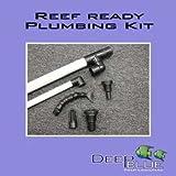 Deep Blue Professional ADB12990 Reef Ready Plumbing Kit for Aquarium, 20-Inch