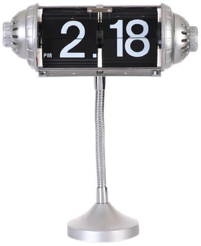 (Maple's Table Flip Clock Flexible Goose Neck Stand)