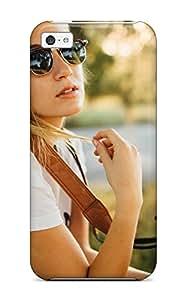 Pauline F. Martinez's Shop 9339208K83332460 New Cute Funny Mood Case Cover/ Iphone 5c Case Cover