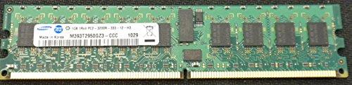 - 2GB 2x1GB Dell PowerEdge SC1420 SC1425 1800 2850 Memory-PC2-3200 DDR2 ECC REG For Server ONLY