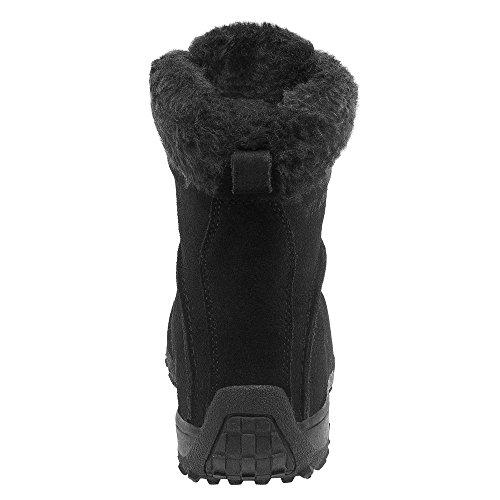 Styl Chaussures En Suede Noir Femme Grand 2908 gzqpgr
