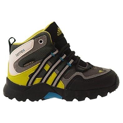 Adidas Mid Eu Kinderschuh Gtx I Terrex Goretex G61477Grauschwarzgelb Outdoor dBreCxWo