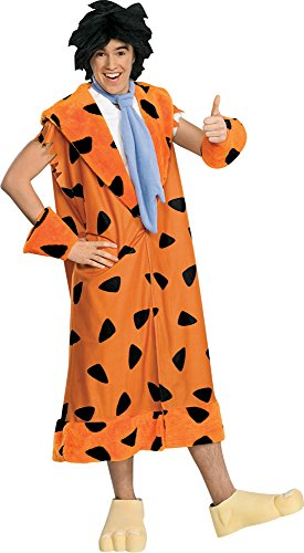 The Flintstone's Fred Flintstone Teen (Adult Fred Flintstone Costume)