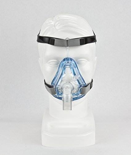 Sleepnet Veraseal2 NIV Vented Full Face Mask - Large (Hospital Grade)