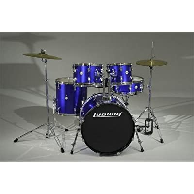 ludwig-5-piece-accent-drive-drum