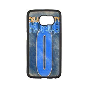 Basketball star Russell Westbrook phone Case Cove For Samsung Galaxy S6 Edge SM-G925 FANS4811383