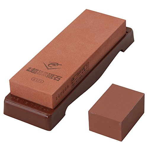 Naniwa Chosera 800 Grit Stone - with Base