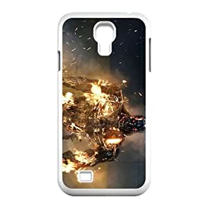 Samsung Galaxy S4 9500 Cell Phone Case White Terminator 062 Custom Clear Phone Case Covers XPDSUNTR21694