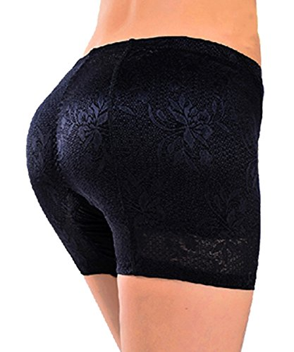 FUT Women Enhancer Seamless Hip Underwear Shapewear Push Up Padded Shaper Panties Thigh Slimmer