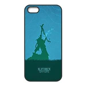 iPhone 4 4s Cell Phone Case Black DOTA 2 Slithice SLI_572242