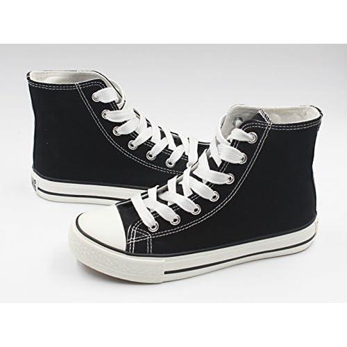Black Butler Kuroshitsuji Ciel Sebastian Shoes Canvas Shoes Sneakers White