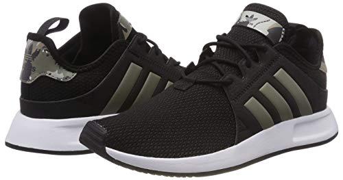 Argent Chaussures plr X Blanches De Adidas Gymnastique Cendr noir Pour Homme 0 7pfxnqw8