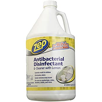 Amazon Com Zpezubac128 Zep Antibacterial Disinfectant