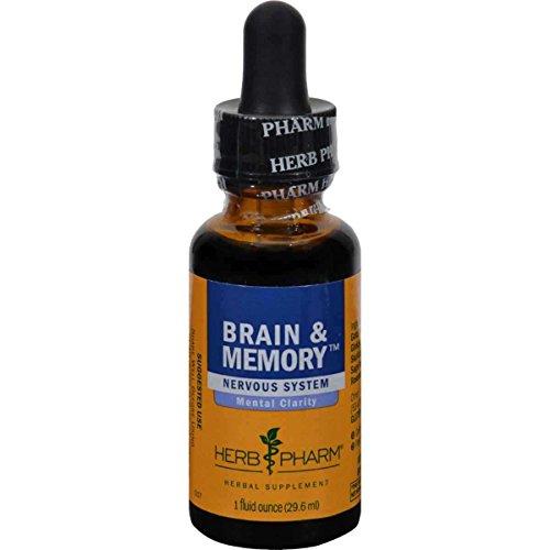Herb Pharm Memory Compound Health