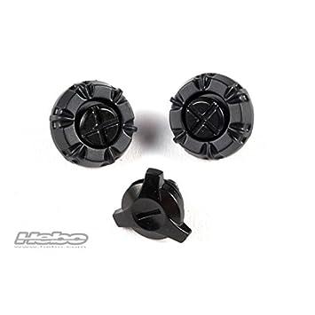 HEBO - HCR0550 : Recambio 3 tornillos visera casco PEAK ENDURO ABS
