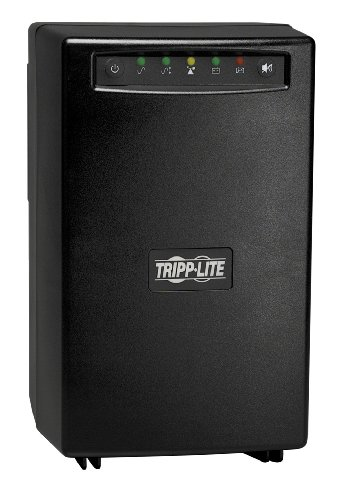Tripp Lite SMART1500 1500VA 980W UPS Smart Tower AVR 120V US