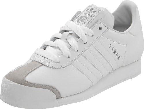 5dac8bd06f45a Adidas Samoa Black White Mens Trainers, White, Size 11 US: ADIDAS ...