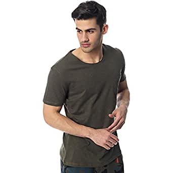 Bodytalk Sports T-Shirt for Men - Olive M