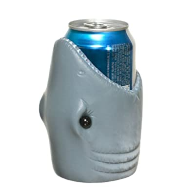 Shark Bite Can and Beer Cooler
