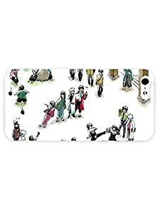 iPhone 5&5S Case - Anime - Gin Tama10 3D Full Wrap