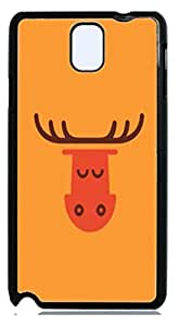 HeartCase Hard Case for Galaxy Note 3 III N9000 ( Moose)