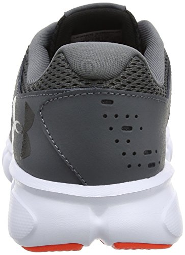 Homme Rhino UA Gray Compétition Under Armour Chaussures Gris de 076 Thrill 2 Running 8gxw5vq