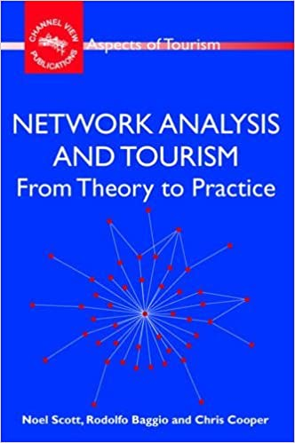 network analysis and tourism from theory to practice