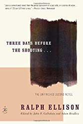 Three Days Before the Shooting . . . (Modern Library Paperbacks)
