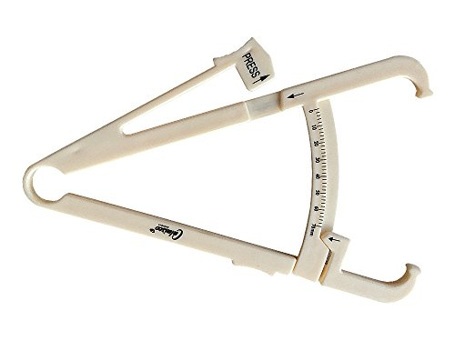 Original Calaisco Medical® caliper Körperfettzange zum Körperfett und Körperfettanteil messen