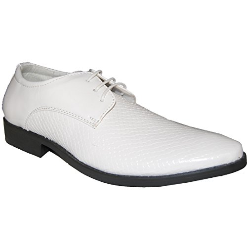SHOE ARTISTS WoW! Sleek Shine Patent Look Oxfords 59rajmXY3z