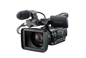 "Sony PMW100 - Videocámara (CMOS, 25,4 / 3 mm (1 / 3""), 10x, 3,7 cm, Tarjeta de memoria, SD)"