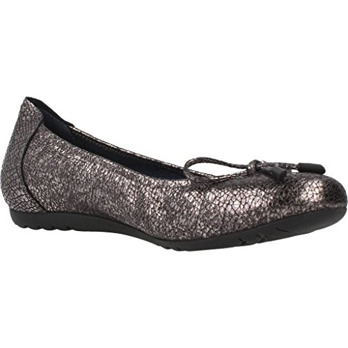 Zapatos bailarina para mujer, color Plateado , marca SABRINAS, modelo Zapatos Bailarina Para Mujer SABRINAS 34562S Plateado Plateado
