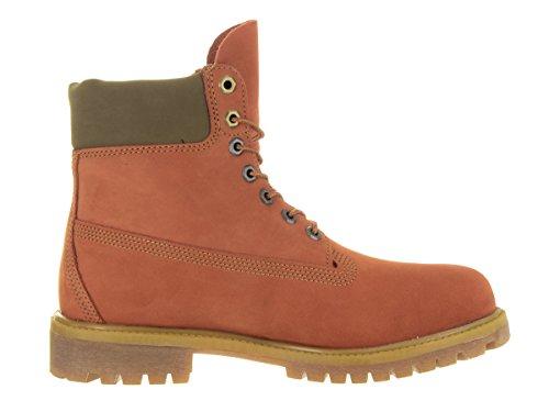 Timberland Orange Classiques inch Premium Homme 6 Bottes HxHfaU