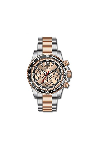 Invicta Signature II Chronograph Rose Gold-tone Dial for sale  Delivered anywhere in USA