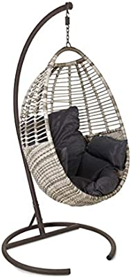 Drop Hanging Chair With Stand Buy Online At Best Price In Uae Amazon Ae