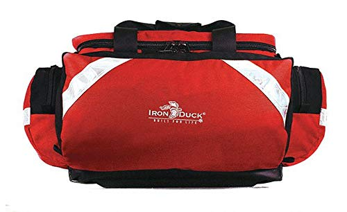 Trauma Bag, Red, 23'' L, 17'' W
