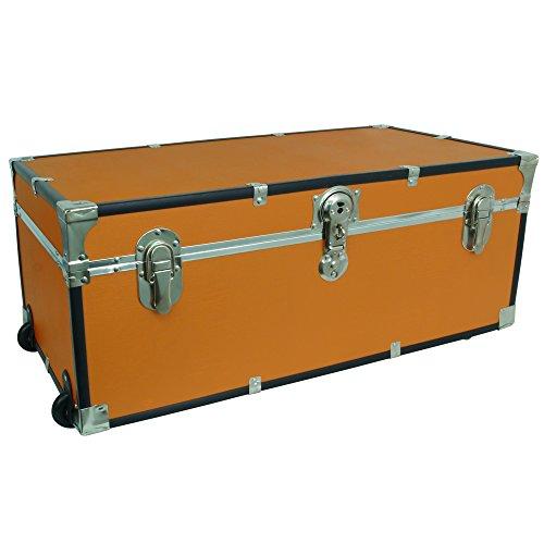 seward-trunks-footlocker-trunk-with-paper-lining-and-wheels-orange-30-inch-swd6113-28