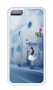 TYHde Beautiful encounter Custom iPhone 6 plus 5.5 Case Cover TPU White ending