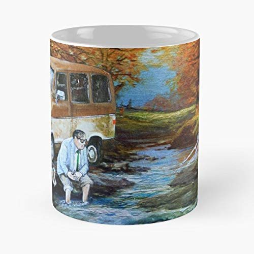 Tv Chris Farley Matt Foley - Best Gift Ceramic Coffee Mugs 11 Oz ()