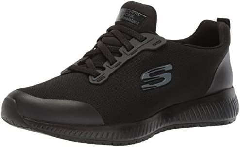 Amazon.com | Skechers Women's Squad-sr Food Service Shoe | Walking