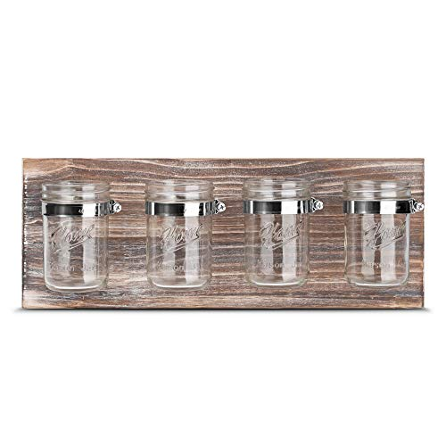 Bathroom Decor Mason Jar Farmhouse Organizer Kitchen Gift Ideal For on ideal living room, ideal toys, ideal tools,
