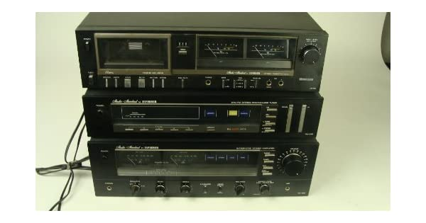 Amazon.com: clásico Fisher ca-880 integrado amplificador AMP ...